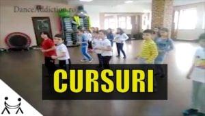 Cum decurge un curs de dans modern pentru copii