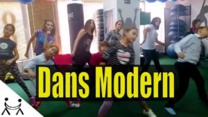 Dans Modern: DANCE DANCE DANCE