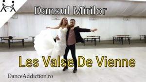 💒 Cel mai frumos Dans al Mirilor pe Les Valse De Vienne – FRANCOIS FELDMAN | Daniela si Adrian