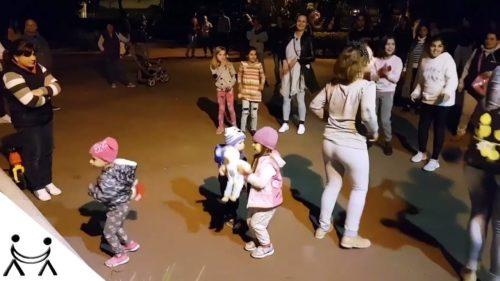 Coco Jambo Freestyle Social Dancing