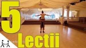 Coregrafie Valsul Mirilor in 5 lectii de dans   I Believe In You – Il Divo and Celine Dion