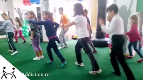 Dansuri Moderne Pentru Copii – Cursuri de dans cu Dance Addiction