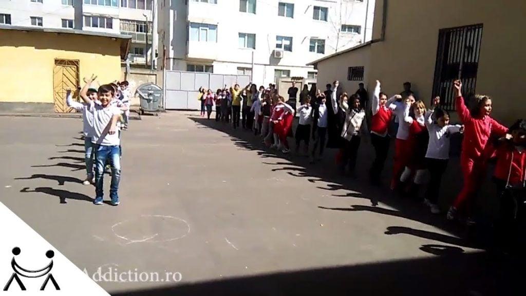 Dansuri Pentru Copii   Cursuri de Dans Copii cu varsta cuprinsa intre 7 – 11 ani