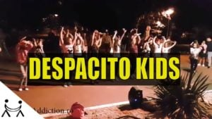 Despacito Kids Dance Choreography | Dance Addiction