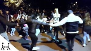 Sarba Romaneasca Dans
