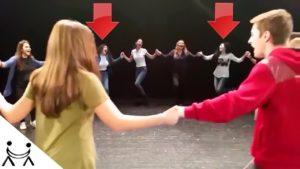 🎭 15 Tipuri de Dansatori | Moduri de a Dansa | Atelierul de miscare Trupa de teatru Trepte