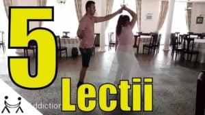 Coregrafie Dansul Mirilor | Les Valses De Vienne – Line'C | Ultima repetitie (5 lectii de dans)