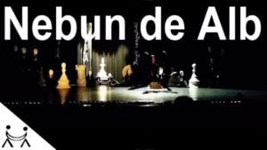 🎭 Dans Adina Odae | Avanpremiera Nebun de Alb – Trupa de Teatru Trepte | Regizor: Stefan Nitu