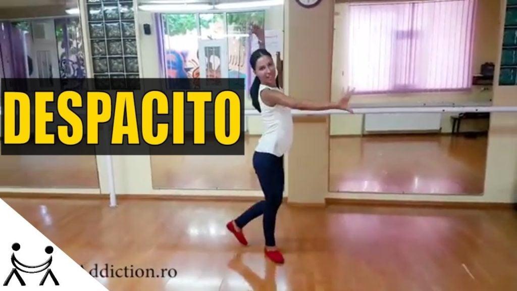 Despasito Easy Dance Choreography for Kids with Adina – Dance Addiction