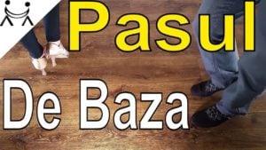 Pasul de Baza si Deplasarea pentru Dansul Mirilor | Cursuri de Dans | Lecti de dans