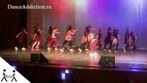 Spectacol de dans pt Copii Shape of You – Dance Addiction | Cursuri de Dans pt Copii Calarasi