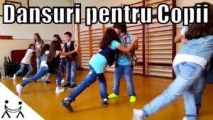 Ziua Colegiului Economic Calarasi ► Dansuri Moderne ► Dansuri pentru Copii ✔
