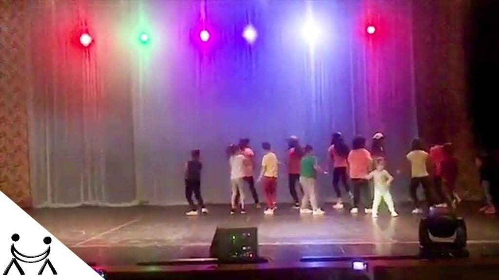 Despacito Kids Dance Show