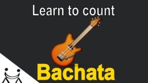 🎧 Learn to count bachata music | Leslie Grace – Be My Baby | The best bachata song for biginners