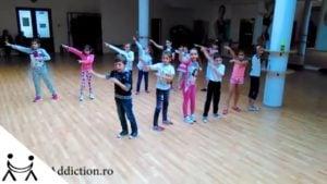 Beneficiile Dansului pentru Copii