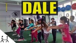 Dansuri Moderne Pentru Copii Fete si Baieti | Coregrafie Dale – Delia