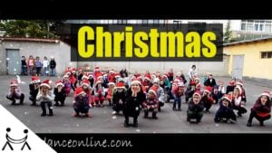 🎅Alvin and the Chipmunks  – Chipmunks Christmas Choreography #Winter | Easy Kids Dance with Adina