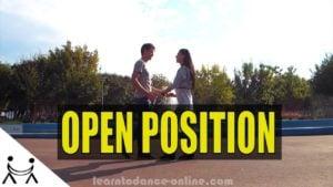 Bazele Dansului Salsa – Pozitia Departata