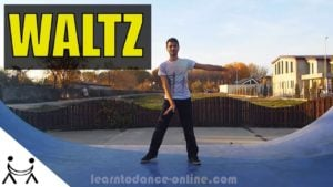 Dance Dance – BZN | Easy Waltz Dance with Adina & Clemy