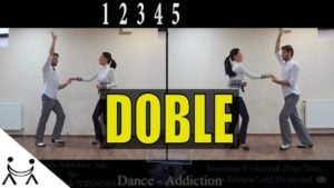 Enchufla Doble | Figura de dans Rueda