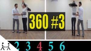 Figura Salsa 360 cu Incetinitorul | Salsa Avansati