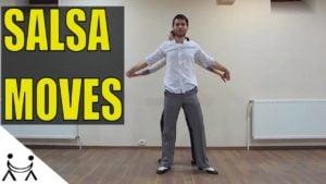 Figura Salsa Pentru Avansati – Spate in Spate | Invata dansuri Latino Online