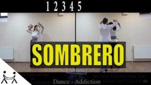 Sombrero Figura De Baza pentru Rueda De Casino | Dansuri Latino
