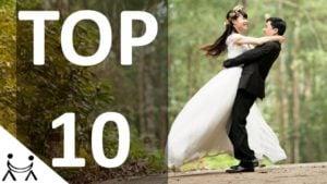 Top 10 melodii recomandate pentru Dansul Mirilor 💑
