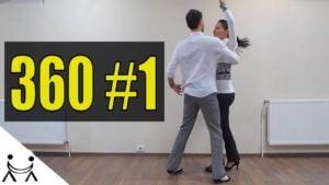 Cum Sa Dansezi Salsa | Figura 360