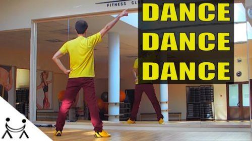 dansuri moderne pentru copii