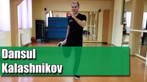 Dansul Kalashnikov / pe muzică