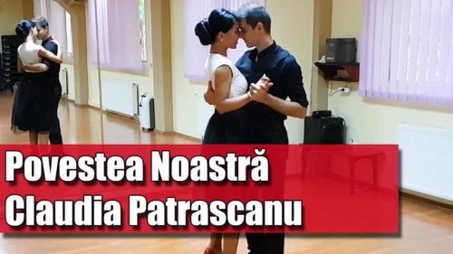 Coregrafia: Povestea Noastra – Claudia Patrascanu (Cover) / pe muzică
