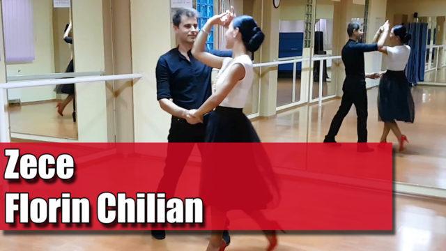 Coregrafia: Zece – Florin Chilian / pe muzică