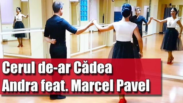 Cerul de-ar Cadea - Andra feat. Marcel Pavel / pe muzica