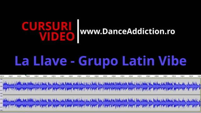 Invata Ritmul Salsa 123 567 | La Llave - Grupo Latin Vibe [Muzicalitate Salsa Incepatori]