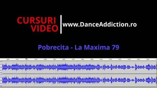 Salsa Cu Numaratoare Pe Melodia: Pobrecita - La Maxima 79
