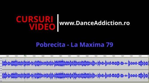 Salsa Cu Numaratoare Pe Melodia: Pobrecita – La Maxima 79