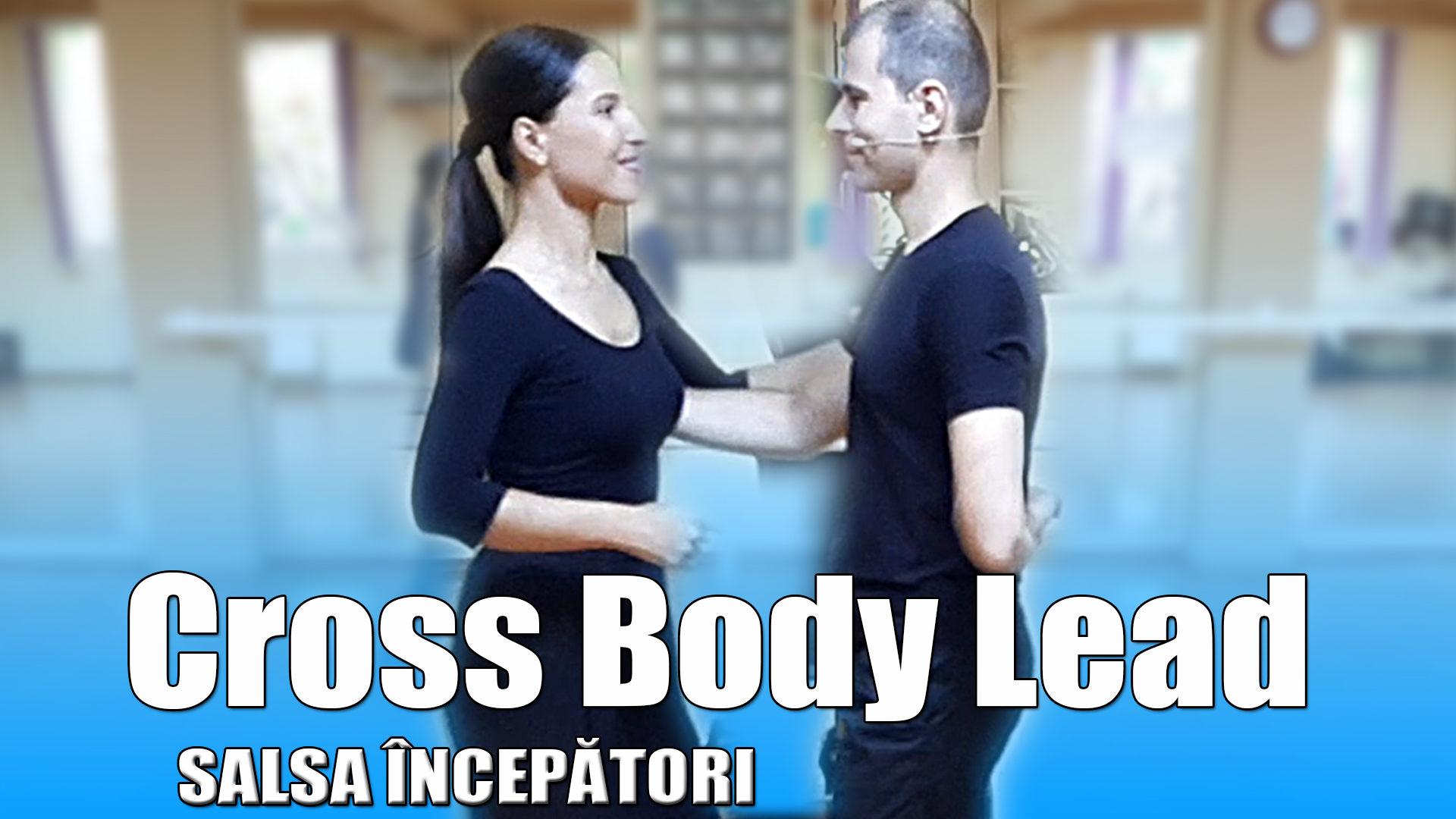 Cross Body Lead
