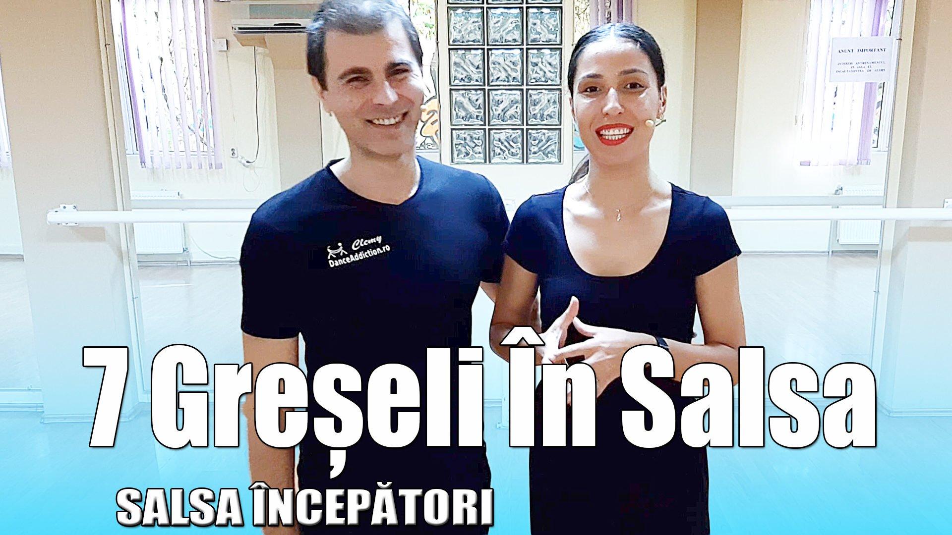 7 Greseli Pe Care Majoritatea Incepatorilor Le Fac La Salsa