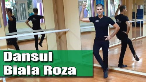 Biala Roza Dans De Grup Dans Bulgaresc