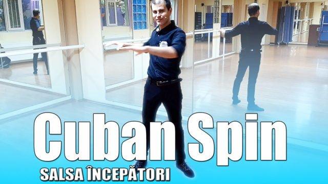 Lectie De Dans Salsa | Cuban Spin