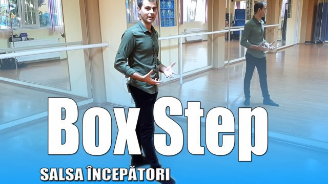 Pas De Salsa In Cerc [BOX STEP]
