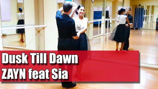 Coregrafie Simpla Dansul Mirilor Pe Melodia: Dusk Till Dawn - Zayn feat Sia [ADAPTARE] / pe muzica