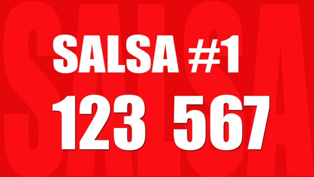 Salsa Cu Numaratoare #1 Cumbia Del Gato
