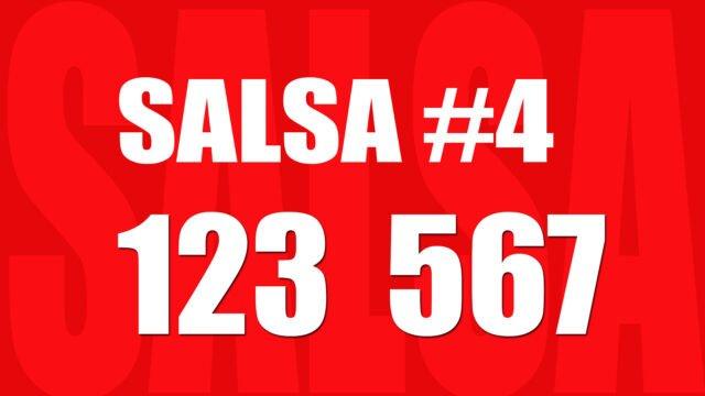Salsa Cu Numaratoare #4 Salsa Pou