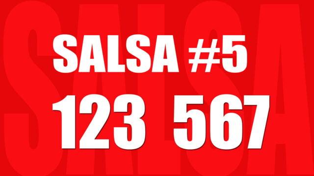 Salsa Cu Numaratoare #5 Bengo Latino