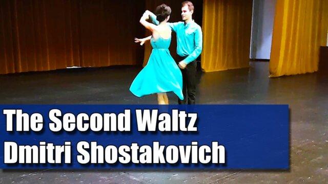 Dansul Mirilor Pe Melodia: The Second Waltz - Dmitri Shostakovich [Coregrafie Vals Vienez Adaptata]