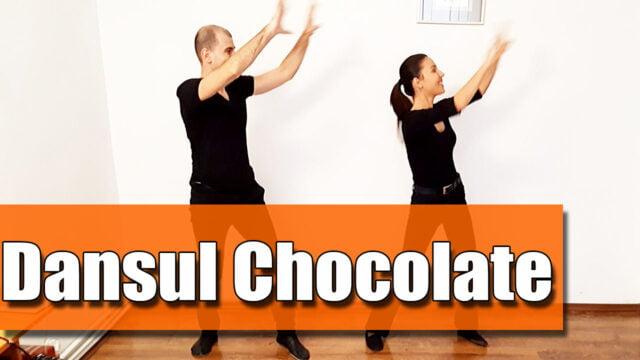 Dansul Chocolate pe muzica
