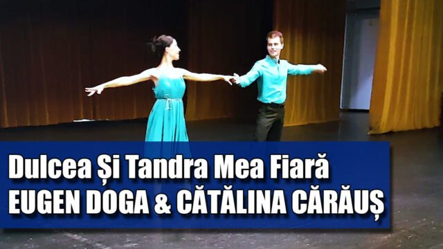 Dulcea Si Tandra Mea Fiara - Eugen Doga Si Catalina Caraus / pe muzica