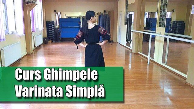 Curs Ghimpele Varianta Simpla
